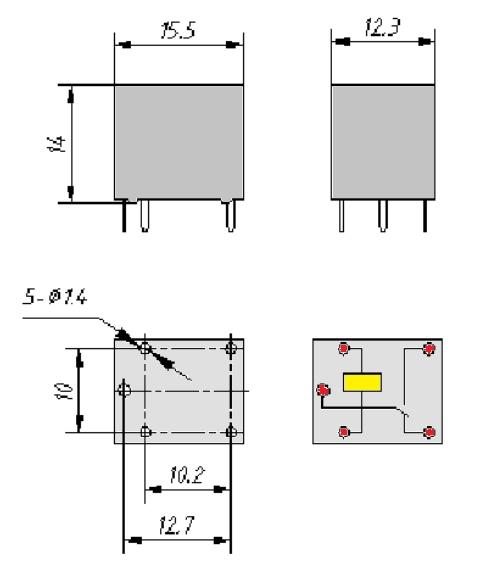 SRA-12VDC-CL