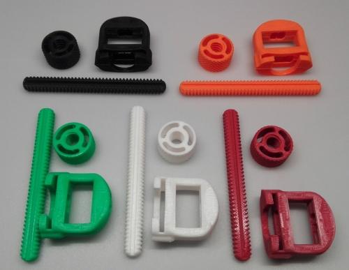 дозатор для флюса 3D принтер печать
