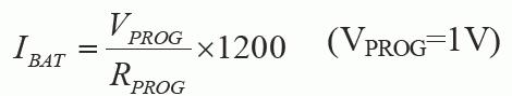 расчет микросхеме TP4056